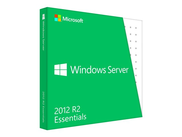 Microsoft : SB WINDOWS SVR ESSENT. 2012 R2 X64 1PK 1-2 CPU DVD en (win-64)