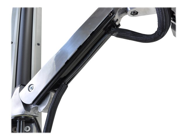 Ergotron : SV SIT STAND COMBO ARM EXTENDER POLISHED