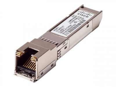 Linksys : GIGABIT ETHERNET 1000 BASE-T MINI-GBIC SFP TRANSCEIVER