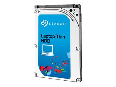 Seagate : MOMENTUS THIN 7200 500GB SATA 2.5IN 7200RPM 32Mo 7MM