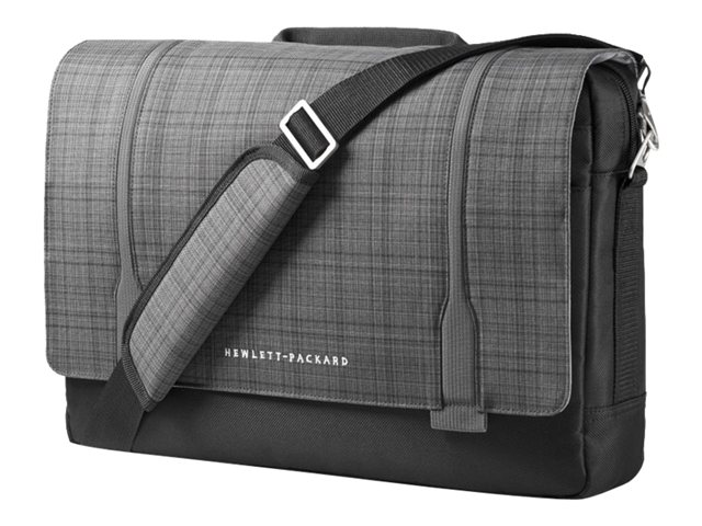 HP : SLIM ULTRABOOK MESSENGER BAG .