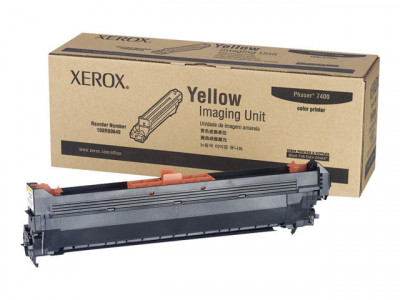 Xerox unité imagerie Jaune 30000 pages Phaser 7400