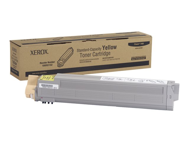 Xerox toner Jaune normal 7500 pages Phaser 7400