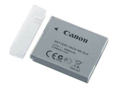 Canon : BATTERY pack NB-6LH NB-6LH