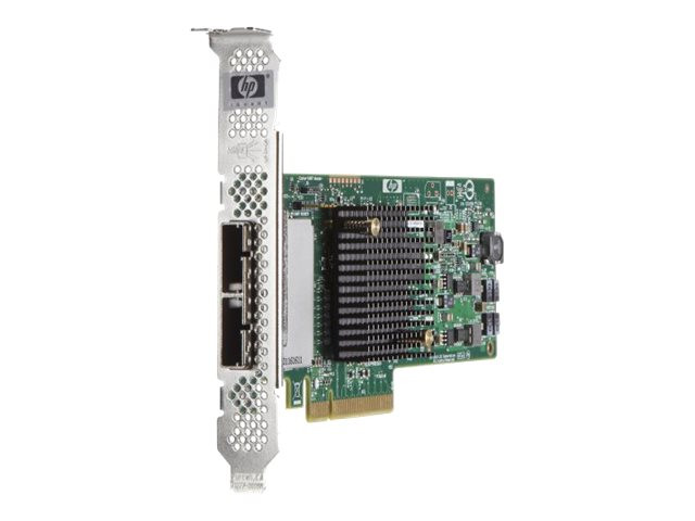 HP : HOST BUS ADAPTER HP H221 avec PCIE 3.0