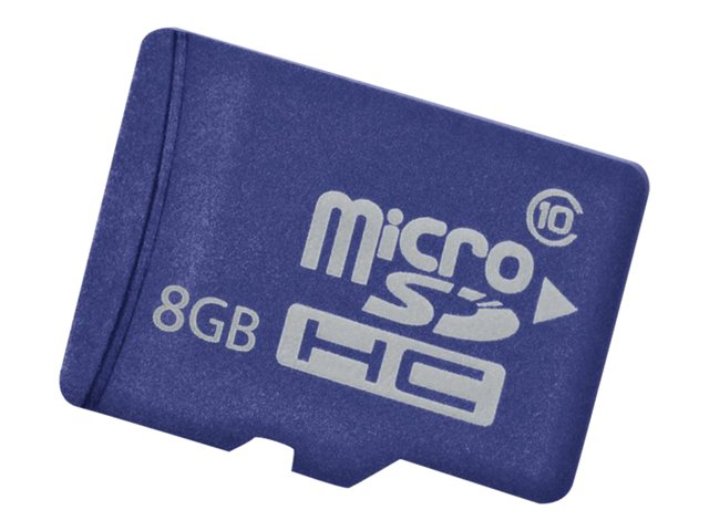 HP : HP 8GB MICRO SD EM FLASH MEDIA kit