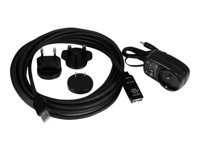 Startech : 5M USB 2.0 ACTIVE REPEATER EXTENDER - MALE TO FEMALE 15FT