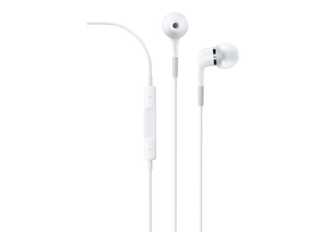 Apple : APPLE IN-EAR HEADPHONES W/ REMOTE et MIC