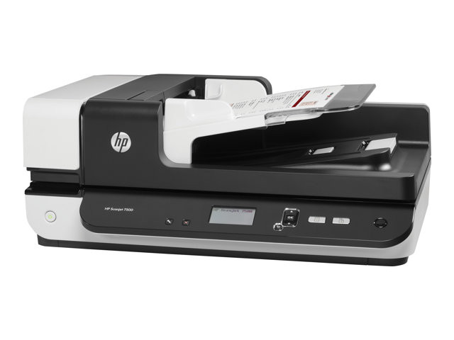 HP : HP ScanJet ENT FLOW 7500 FLATBED SCANNER (12.94kg)