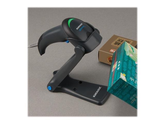 DataLogic : QUICKSCAN LITE kit SCANNER Noir USB cable 90A052044