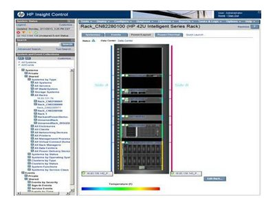 HP : HP INSIGHT CONTROL 1an 24X7 TSU 1-SERVER LIC LTU