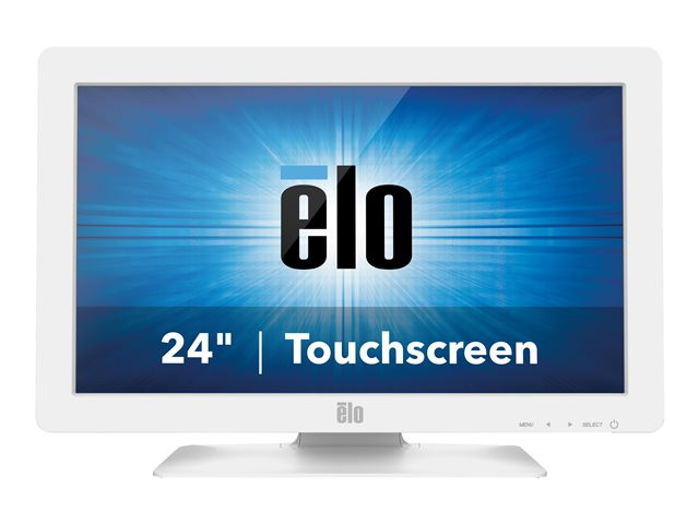 Elo Touch : 2401LM 24IN (16X9) LCD/VGA/DVI MEDICAL INTELLIT.USB&RS232 GREY (13.24kg)
