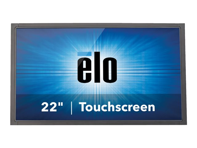Elo Touch : 2243L 21 5IN WIDE LCD DVI MULTI-TOUCH (7.16kg)