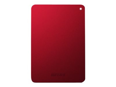 Buffalo Technology : MINISTATION SAFE 1TB USB 3.0 2 5IN EXTERNAL RED