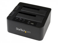 Startech : USB 3.0 / ESATA 2.5 / 3.5IN HDD SSD DUPLICATOR DOCK - SATA 6GBPS