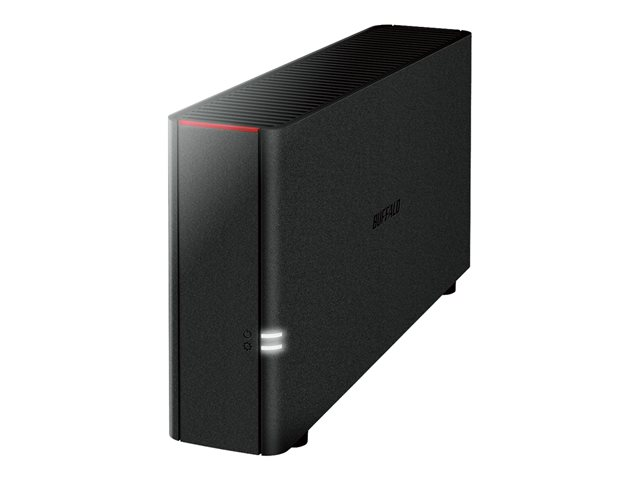 Buffalo Technology : LINKSTATION 210 4TB NAS 1X 4TB HDD 1X GIGABIT