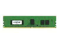Crucial : 4GB DDR4 2133 MT/S (PC4-2133) CL15 DR X4 ECC REG DIMM 288PIN