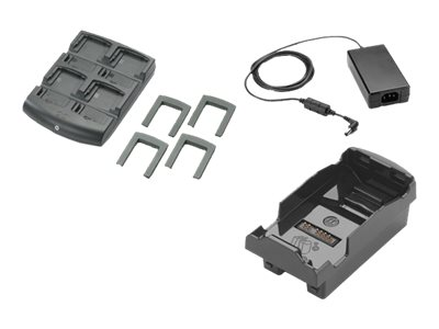 Motorola SYMBOL : MC32 4-SLOT batterie CHARGER kit INCL BAT ADAPTERS PWR SPLY