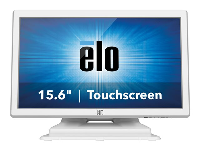 Elo Touch : 1519LM 15.6IN LCD PCAP USB CONTROLLER WHITE (7.32kg)