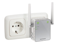 Netgear : UNIVERSAL WIFI REPEATER WITHOUT ETHERNET PORT/SIZE SLIM