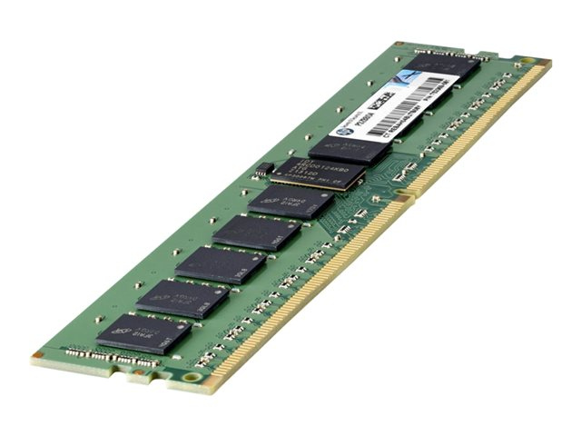 HP : 8GB 1RX4 PC4-2133P-R kit .