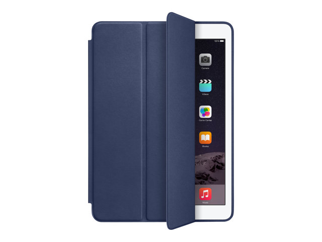 Apple : IPAD AIR (2ND GEN) SMART CASE MIDNIGHT BLUE