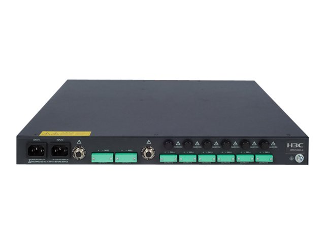 HP : A-RPS1600 REDUNDANT POWER SYSTEM (9.02kg)