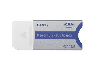 Sony : MEMORY STICK DUO ADAPTER F/ memory STICK DUO/PRO DUO