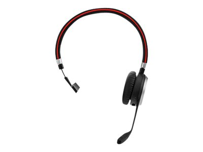 GN NetCom : JABRA EVOLVE 65 MS MONO HD AUDIO MICROSOFT CERTIFIED