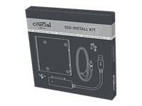 Crucial : CRUCIAL SOLID STATE drive INSTALL kit
