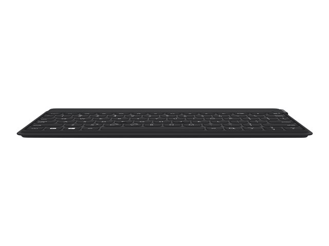 Logitech : KEYS-TO-GO ULTRA-PORTABLE NOIR CLAVIER ETANCHE BLUETOOTH (IPAD) fr