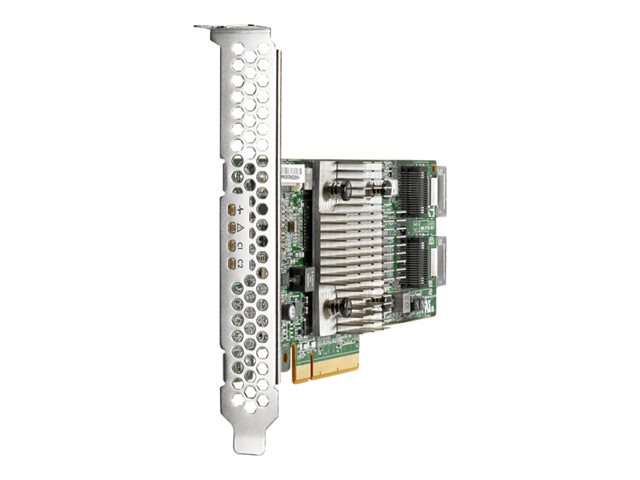 HP : H240 12GB 1-PORT INT SMART HOST BUS ADAPTER