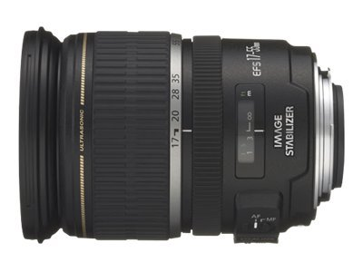 Canon : EF-S 17-55MM F/2.8 IS USM LENS F/ EOS CAMERA