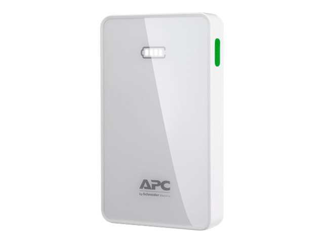 APC : APC MOBILE POWER pack 5000MAH LI-POLYMER WHITE