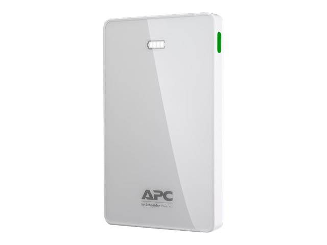 APC : APC MOBILE POWER pack 10000MAH LI-POLYMER WHITE