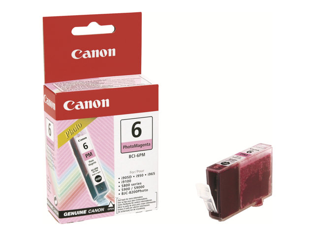 Canon : BCI-6PM recharge Photo MAGEN CLAIR F/BJC S800/900/9000 I950