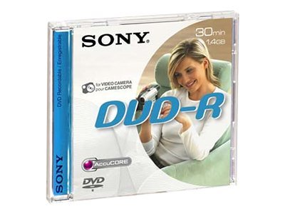 Sony : DVD-RECORDABLE 1.4GB DMR30