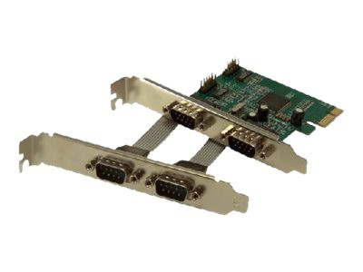 MCL Samar : PCI card EXPRESS 4 PORT SERIES fr