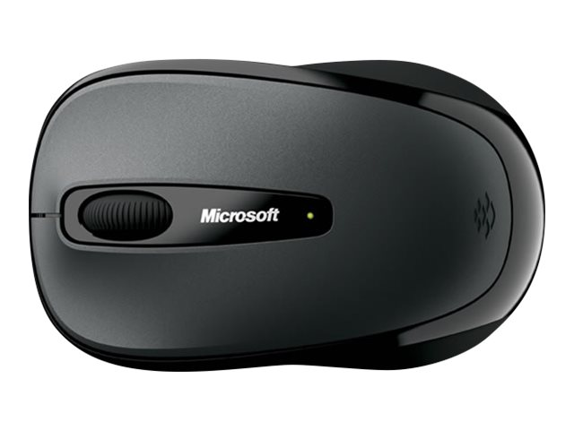 Microsoft : WIRELESS MOBILE MOUSE 3500 GREY