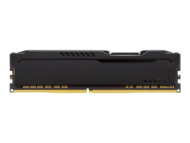Kingston : 16GB DDR4-2666MHZ CL15 DIMM (kit OF 4)FURY Noir SERIES