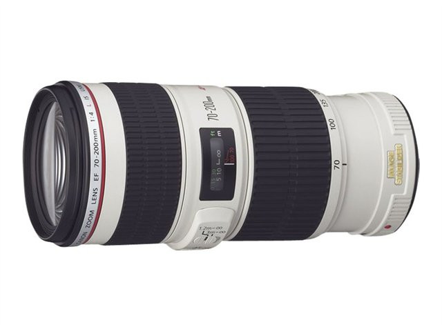Canon : EF 70-200MM F4 L IS USM (X6)
