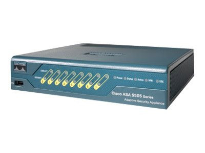 Cisco : CISCO ASA 5505 UNLIMITED User BUNDLE en