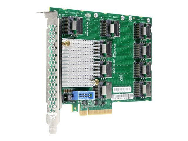 HP : HP 12GB DL380 GEN9 SAS EXPANDER card (xeon)