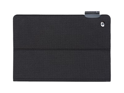 Logitech : TYPE+ PROTECTIVE CASE FR-LAYOUT W/INTEGRATED Ko F/IPAD-BL
