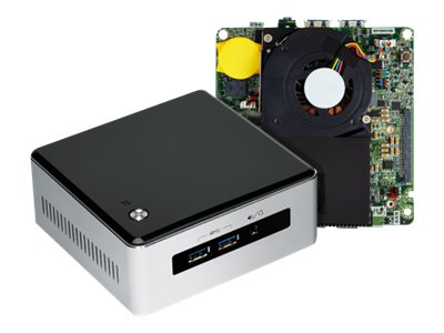 Intel : NUC MAPLE CANYON NUC5I3MYHE 2.5 2XM-DP USB3 M2 DDR3 GBE (ci3-g5)