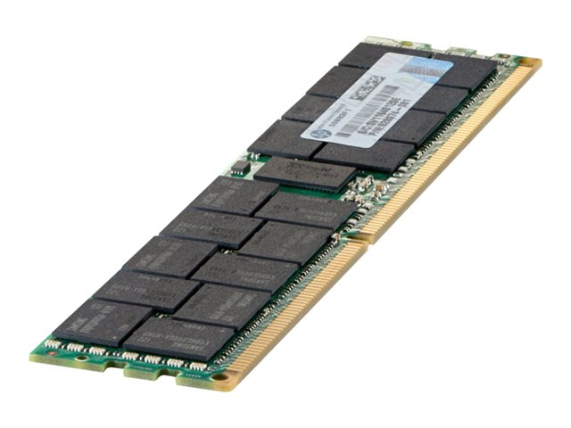 HP : 4GB 1RX8 PC4-2133P-R kit .