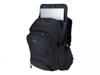Targus : NOTEBOOK BACKpack BLACK NYLON