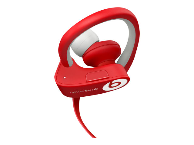 Apple : POWERBEATS 2 ECOUTEURS INTRA ROUGE SANS FIL