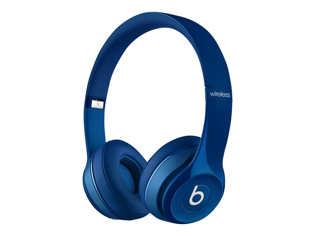 Apple : BEATS SOLO2 CASQUE SUPRA BLEU SANS FIL