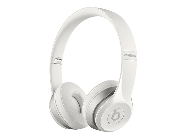 Apple : BEATS SOLO2 CASQUE SUPRA BLANC SANS FIL